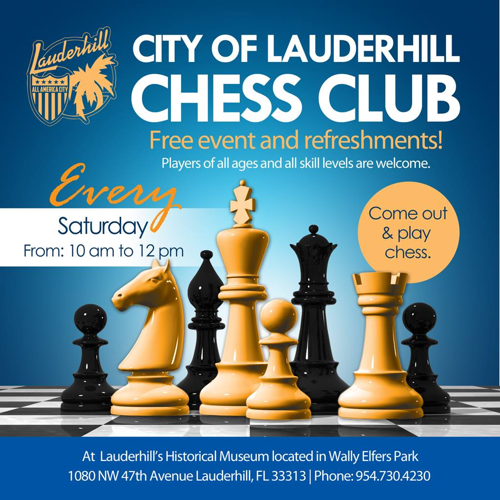 Lauderhill Chess Club