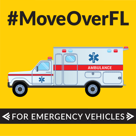 Move Over - Ambulance