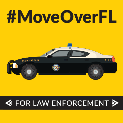 Move Over - Police Vehicle