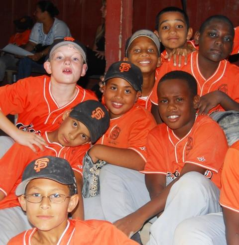 Giants Youth Baseball Registration Open