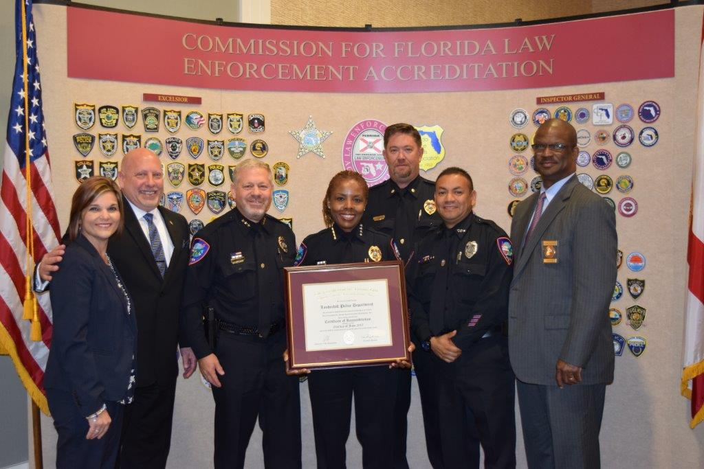 Police Reaccreditation 2017