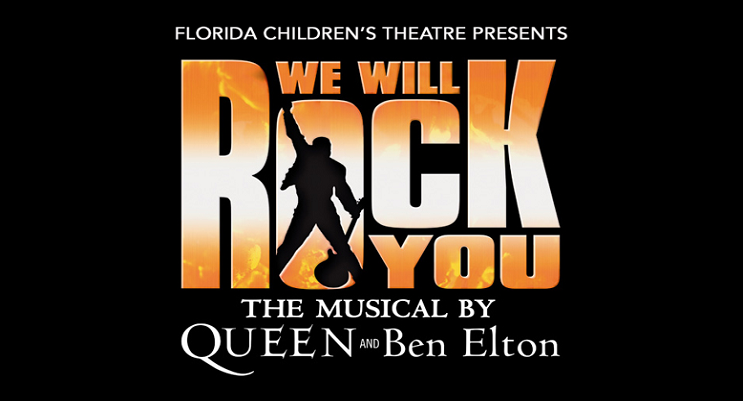 Florida Children's Theater Presents We Will Rock You - The Musical By Queen & Ben Elton
