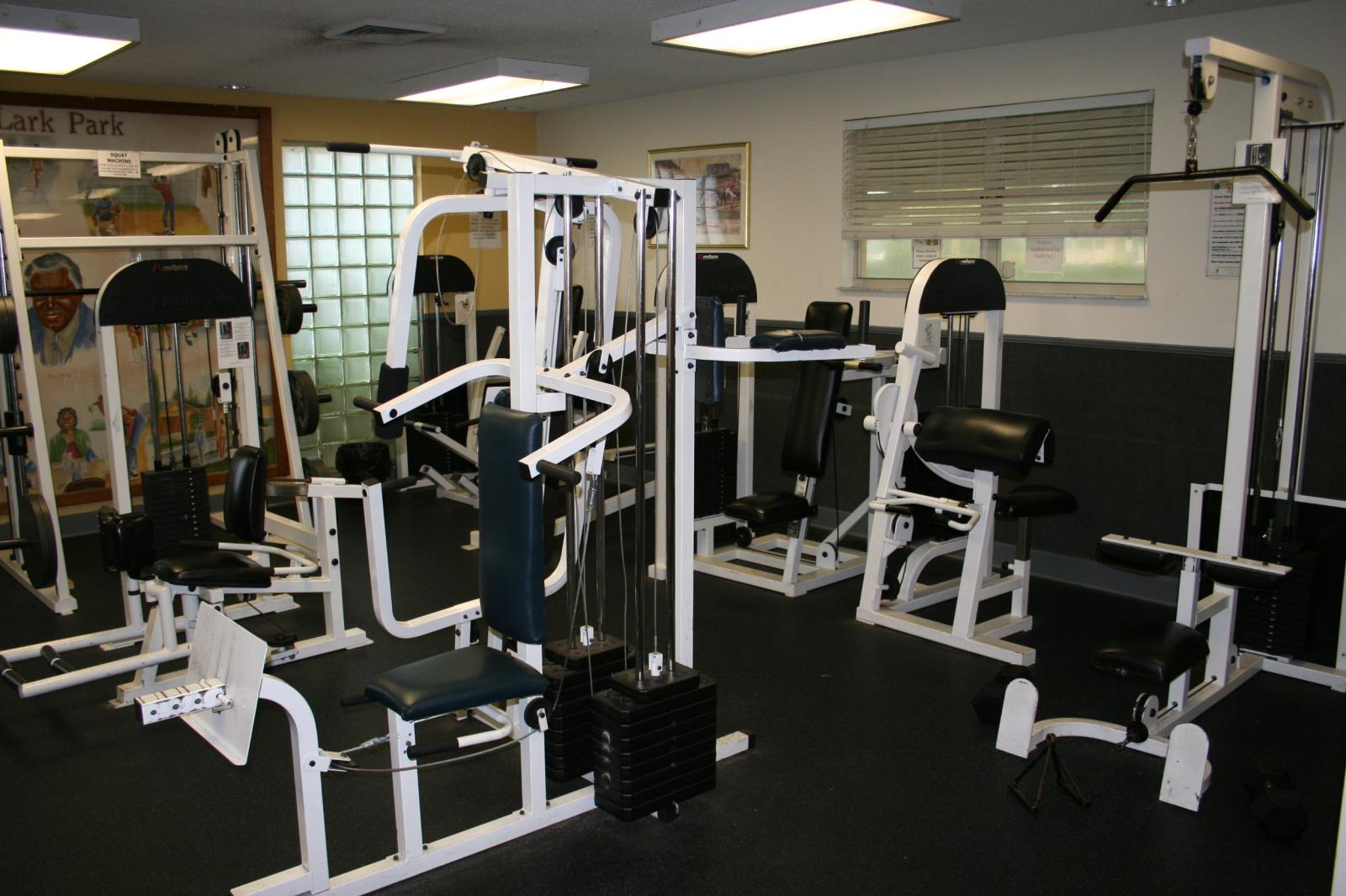 West Ken Lark Fitness Equipment