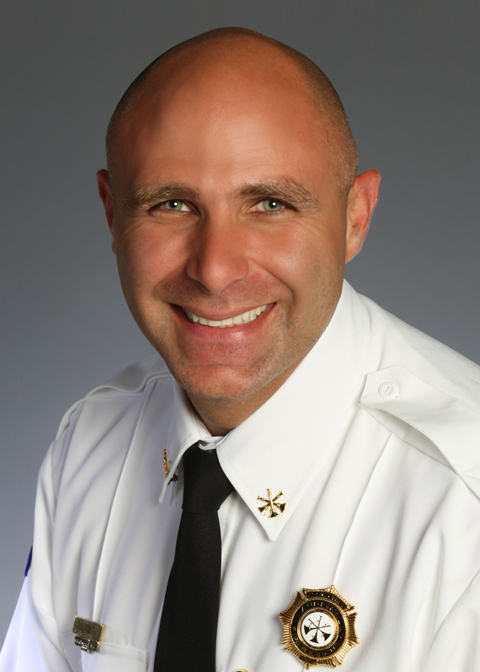 Deputy Chief Robert Torres