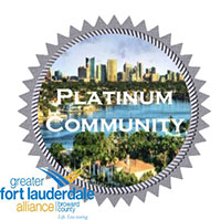 Platinum Community Logo