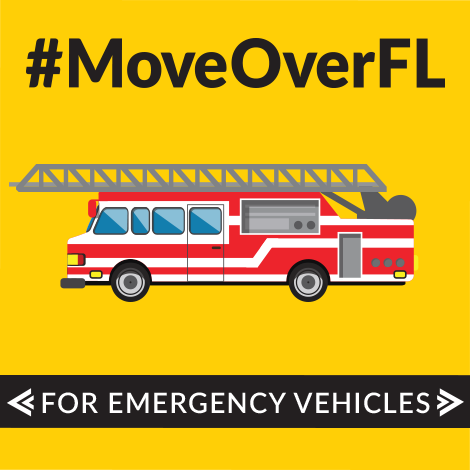 Move Over - Fire Truck