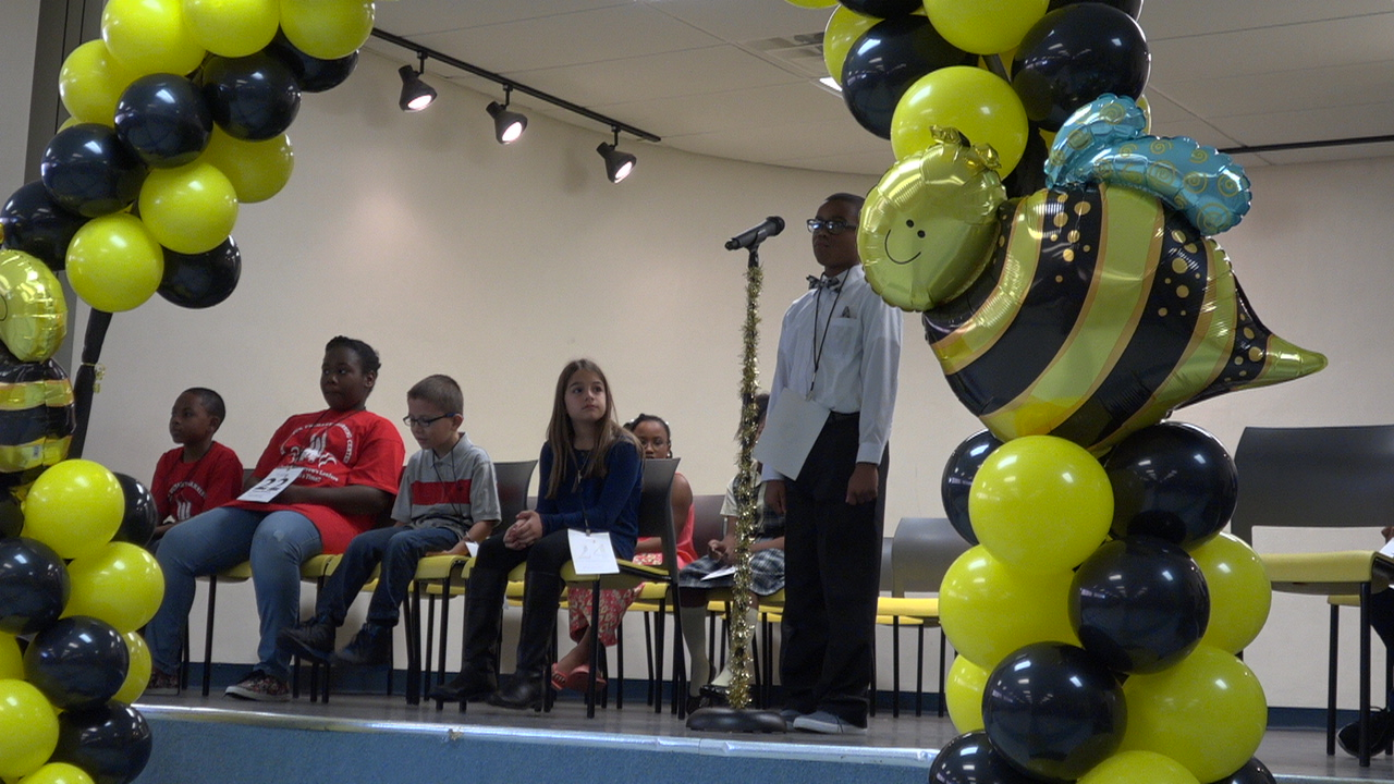 2017 MLK Spelling Bee - 12th Annual (1)