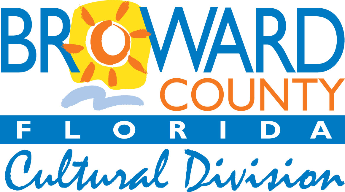 Broward County Florida Cultural Division Logo