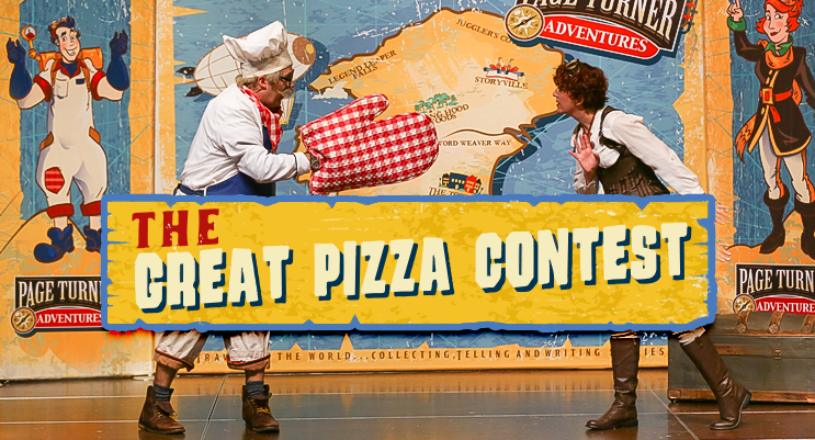 Great Pizza Contest