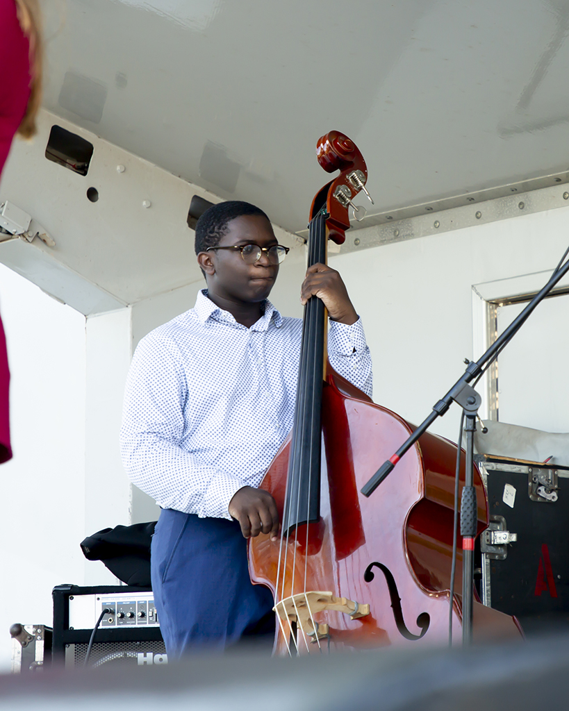 Jazzin' at St. George Park 2018