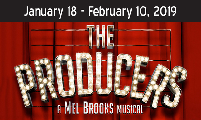 The Producers Flyer 2019 Mini