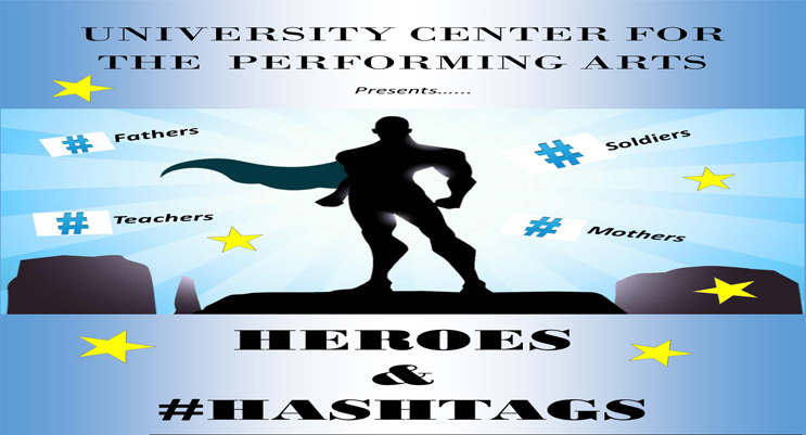 Heroes and Hashtags - web