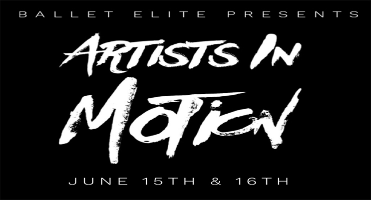 Artists In Motion - web
