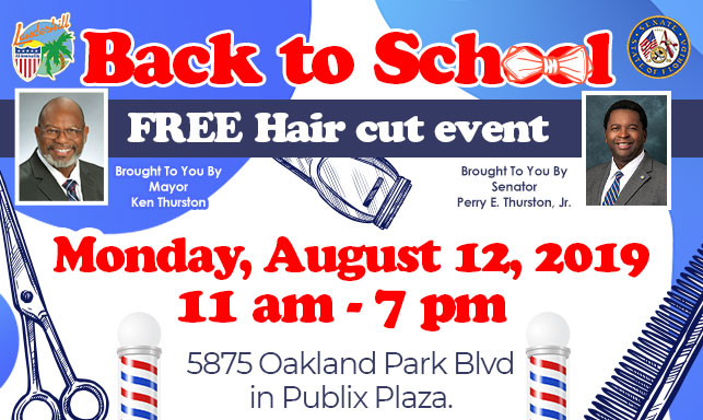Back to School Free Cuts 2019