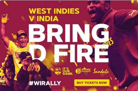 Windies Vs India 2019 Mini