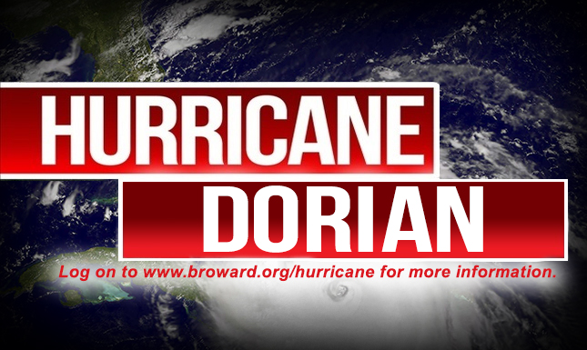 Hurricane Dorian Information & Updates