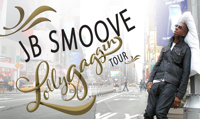 JB Smoove Lollygaggin Tour