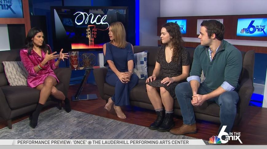 Once lead cast members on NBC 6 in the Mix
