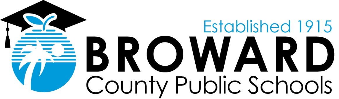 Broward County Public Schools - Established 1915