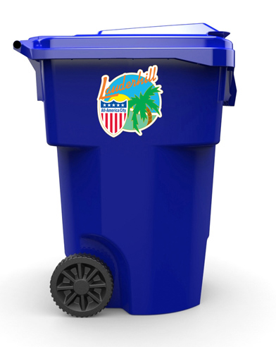 Regular Recycling Pick Up Will Not Occur on 1/20/20