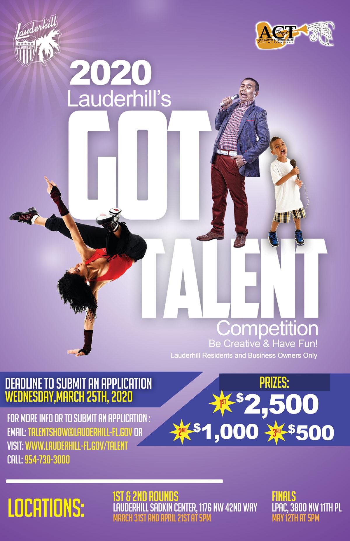 Lauderhill''s Got  Talent